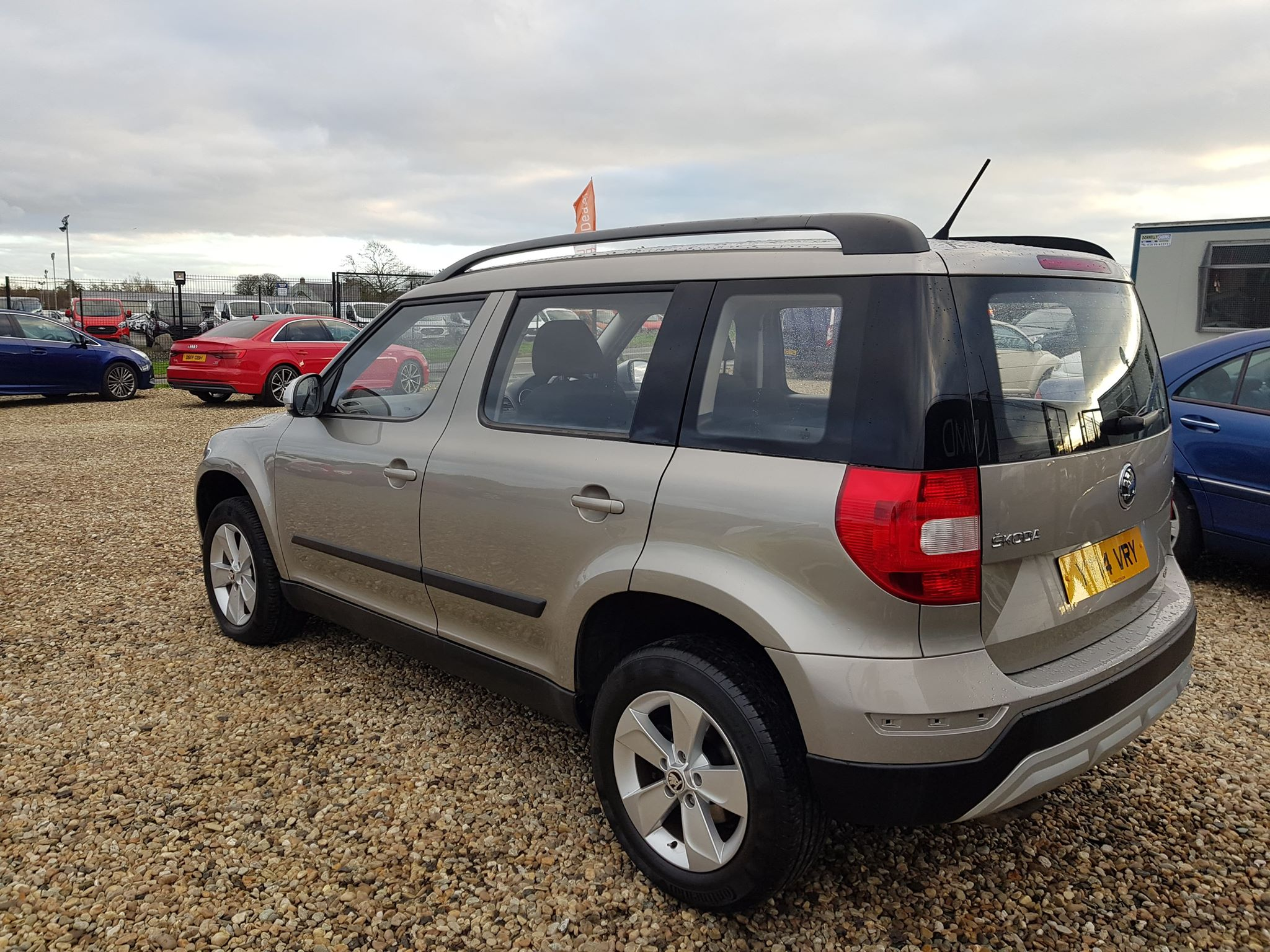 2014 Skoda Yeti Outdoor S Tdi Cr 4x4 | Used Cars Derry Donegal